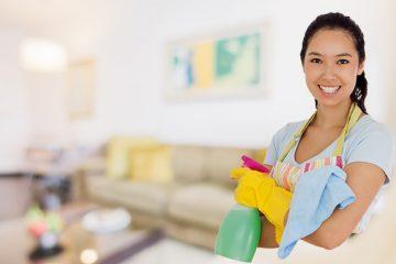 Ev-Daire Temizliği Hizmetleri