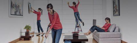 Evinizi sizden iyi temizleyecek tek firma biziz !